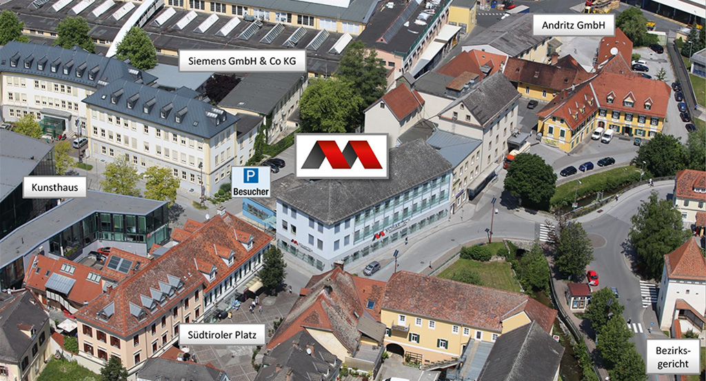 Moharitsch Steuerberater Weiz Business Center